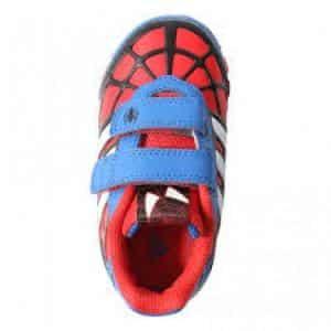 Бебешки маратонки Adidas DISNEY SPIDERMAN