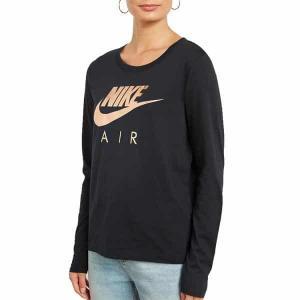 damska bluza nike nsw air top ls long 7543 1