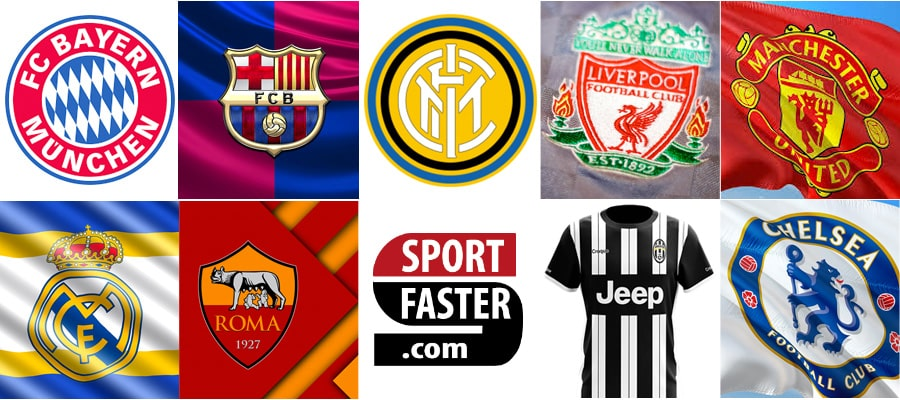 Оригинални футболни екипи