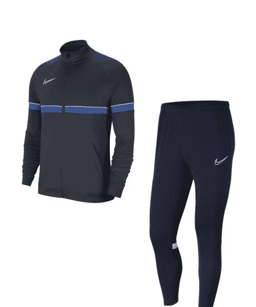 markov sporten komplekt nike academy 2021 knit tracksuit 16051
