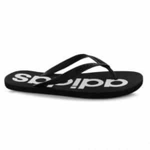 mzhki chehli adidas neo flip flop black 911