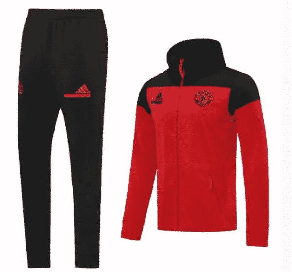 mzhki sporten ekip adidas manchester united tracksuit 15720
