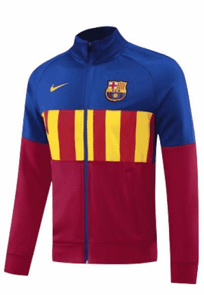 nike barcelona football tracksuit mzhki sporten komplekt 16403