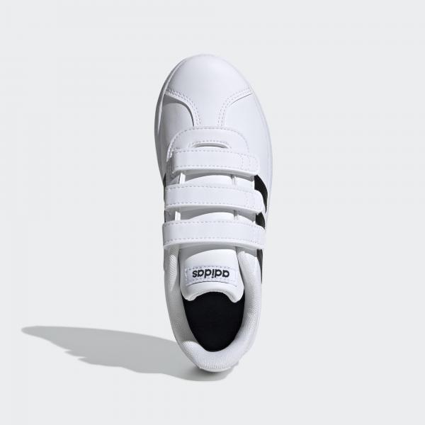 originalni detski obuvki adidas vl court 2 cmf 13807
