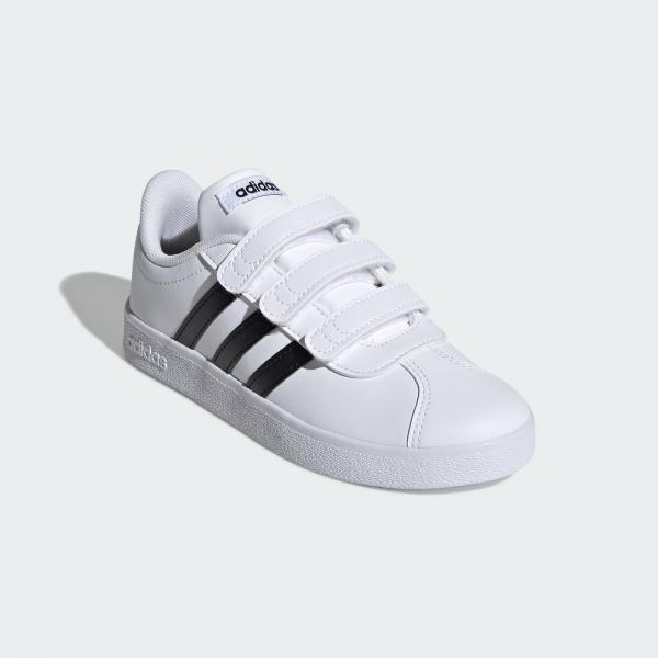originalni detski obuvki adidas vl court 2 cmf 13809