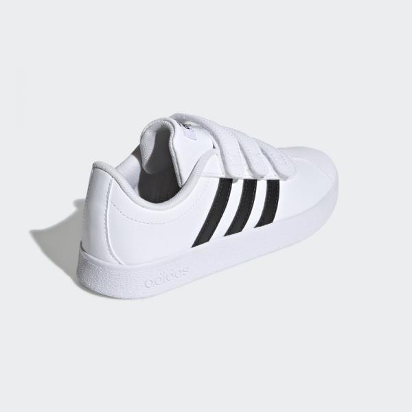originalni detski obuvki adidas vl court 2 cmf 13810