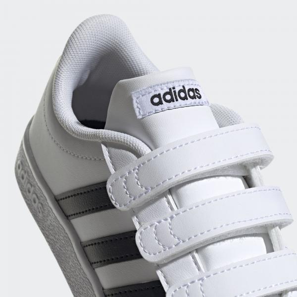 originalni detski obuvki adidas vl court 2 cmf 13812
