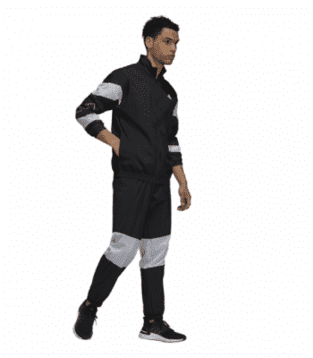 mzhki originalen ancug adidas mts 3bars logo 17602