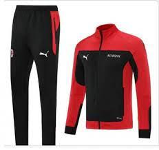 спортен комплект puma ac milan knit 2021 1