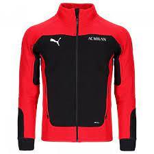 спортен комплект puma ac milan knit 2021 2
