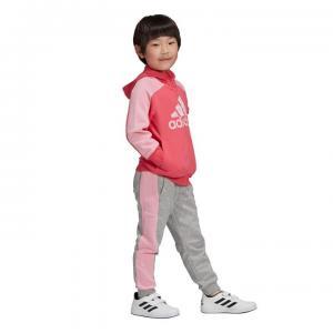 Памучен детски анцуг adidas за момче