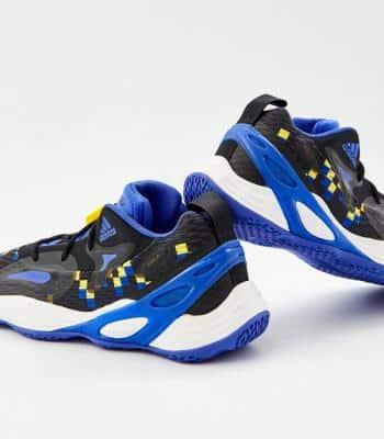 Баскетболни маратонки ADIDAS EXHIBIT A